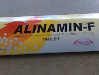 Alinamin-F Tablet