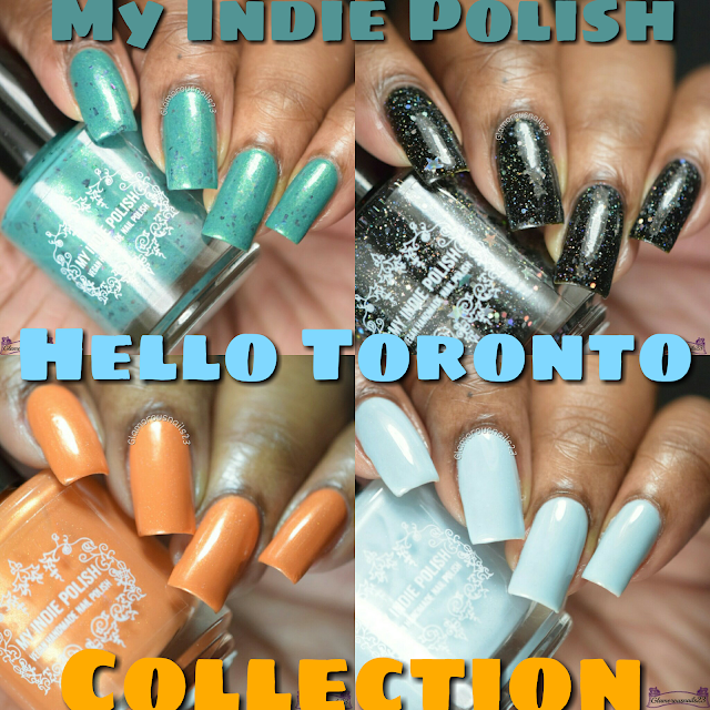 My Indie Polish Hello Toronto (Partial) Collection