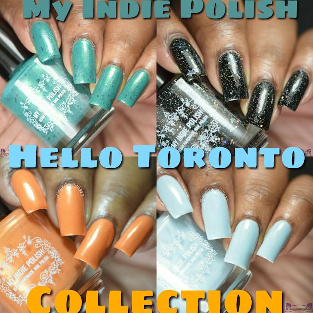 My Indie Polish Hello Toronto (Partial) Collection