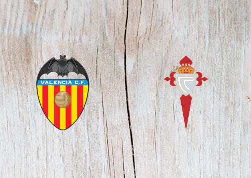 Valencia vs Celta Vigo - Highlights 26 September 2018