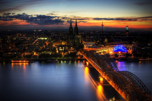 Beautiful Background Pictures Of Cologne