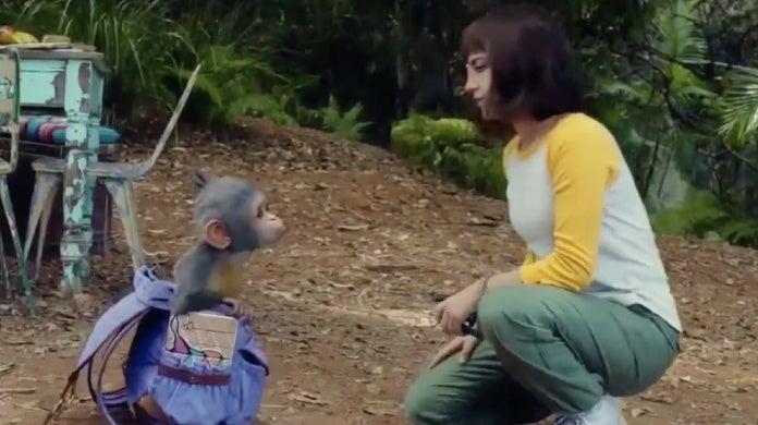NickALive!: Latest Live-Action 'Dora the Explorer' Movie