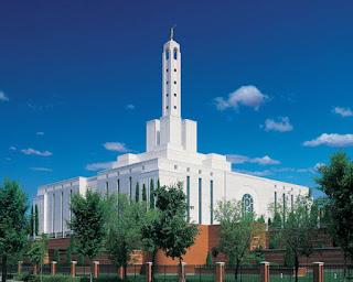 La investidura del templo