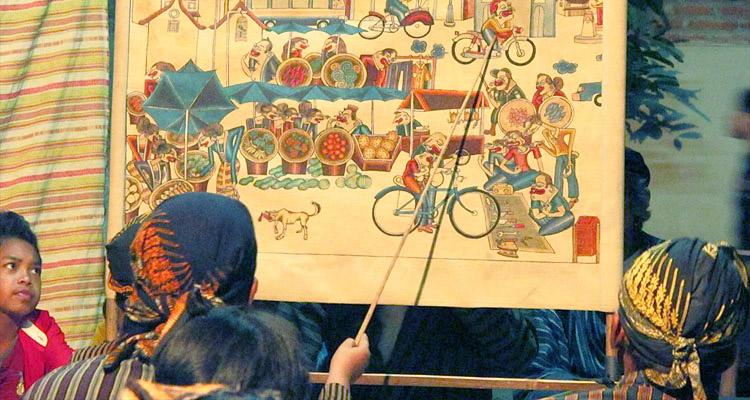 Wayang Beber Warisan Budaya Indonesia