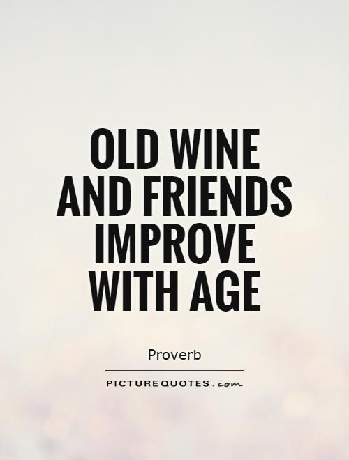 Friendship Quotes About Old Friends Quotes Ring