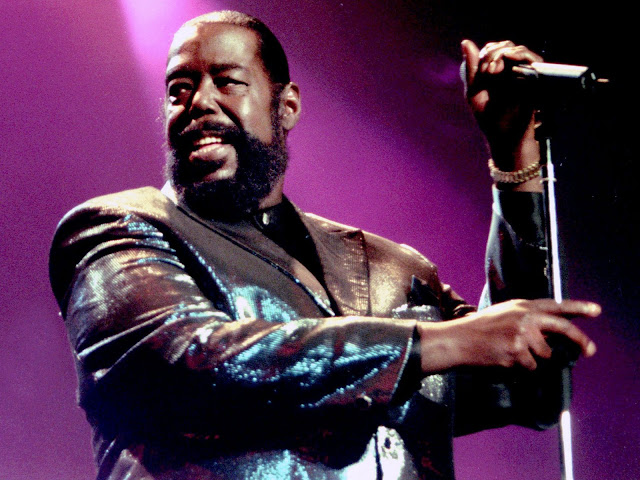 Un Clásico: Barry White - You Are The First, My Last, My Everything
