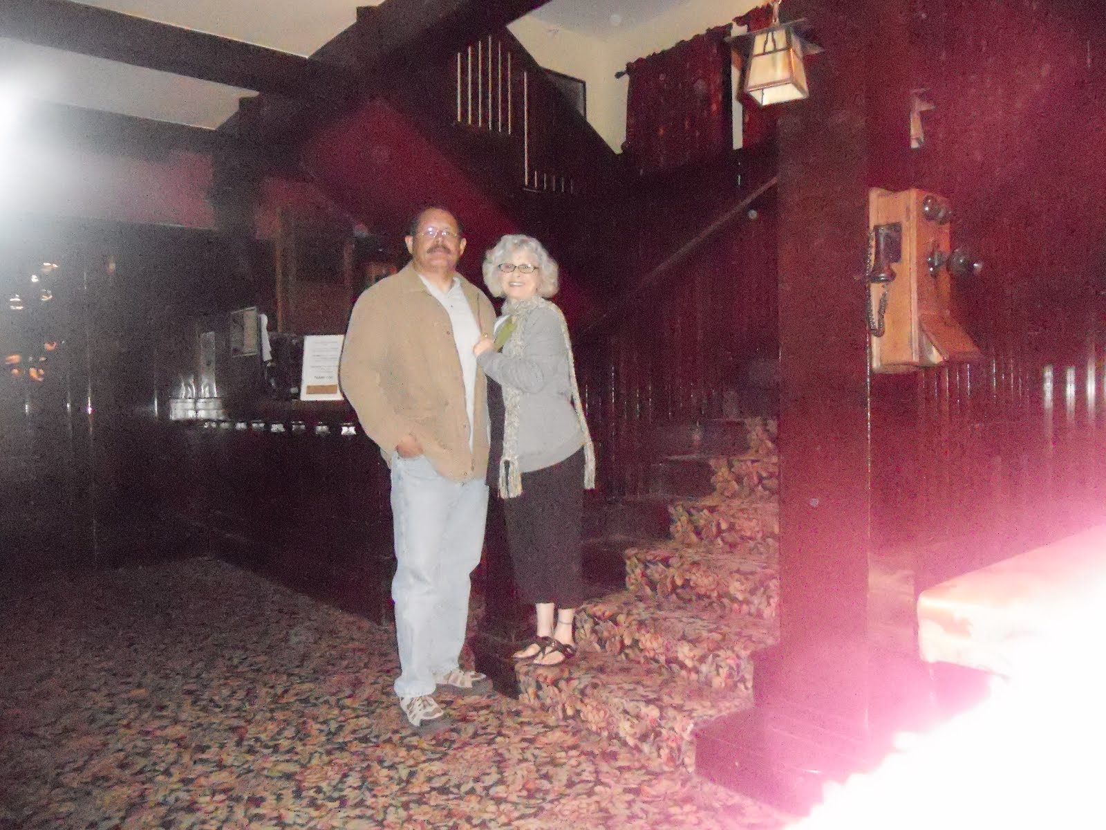 Haunting Adventures Glen Tavern Inn Santa Paula Ca
