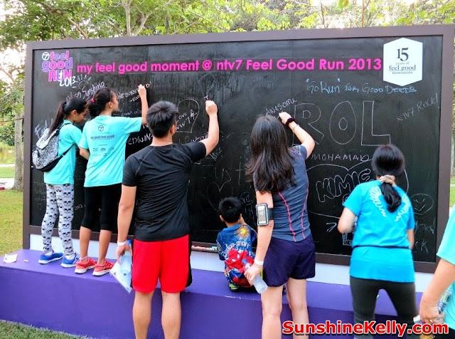ntv7 Feel Good Run 2013, running, ntv7, media prima