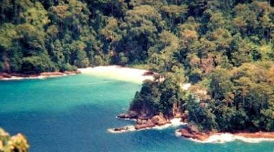 Wisata Pantai Bandealit Jember Jawa Timur
