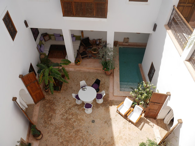 riad up morocco marrakech hotel medina