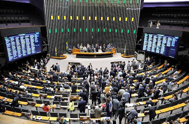 Câmara aprova fim de coligações a partir de 2020