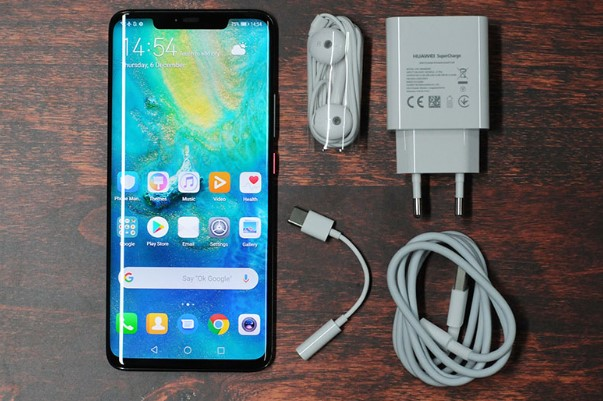 Spesifikasi Smartphone Huawei Mate 20 Pro