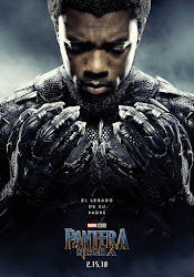 Pelicula Black Panther (2018)