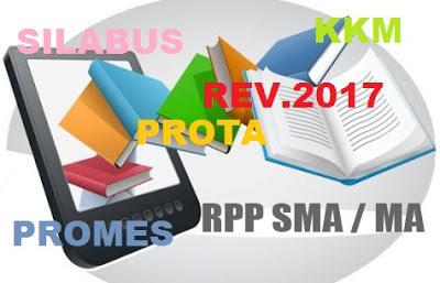 RPP Kimia, Silabus Kimia, Prota (Program Tahunan), Promes (Program Semester), KKM