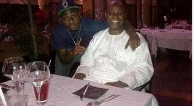 Revealed: How Davido's Father Had Him Arrested For Truancy