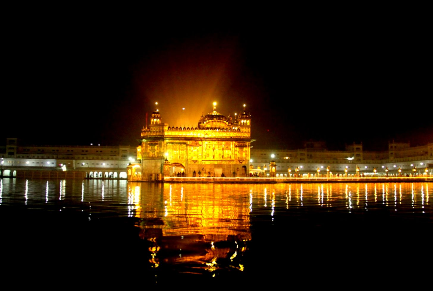 Golden Temple Hd Wallpaper This Wallpapers