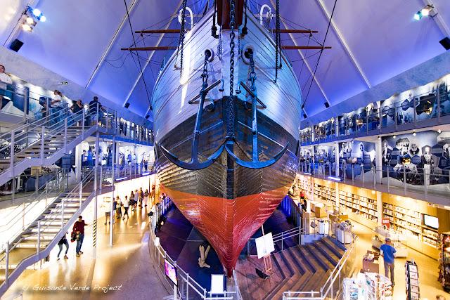 Museo del Fram - Oslo, por El Guisante Verde Project