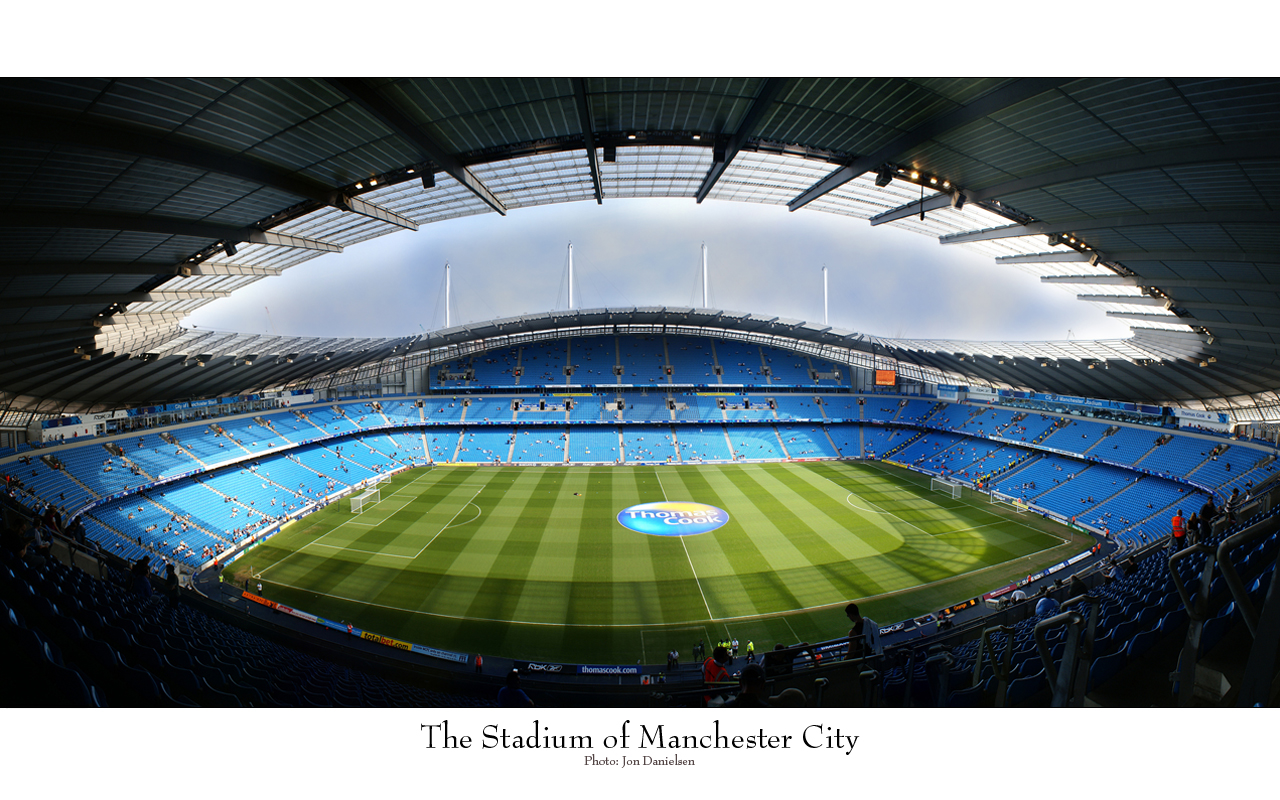 ...Football Players In Brief: Football Stadiums