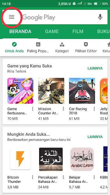 Cara-update-aplikasi-android-di-google-play
