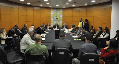 Marun ouve propostas das centrais sobre a MP da reforma trabalhista