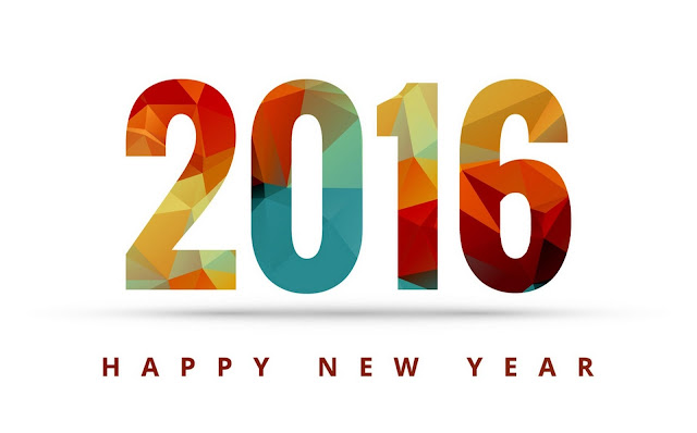 Happy New Year 2016 HD Wallpapers 13