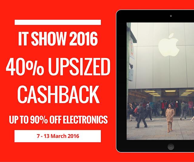 IT show 2016 singapore