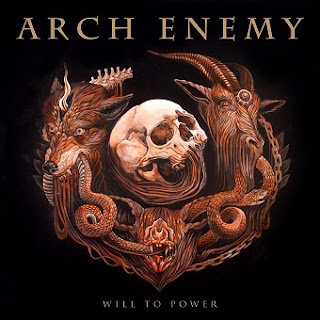 "Arch Enemy ""The Eagle Flies Alone"" (video) from the album ""Will to Power"""