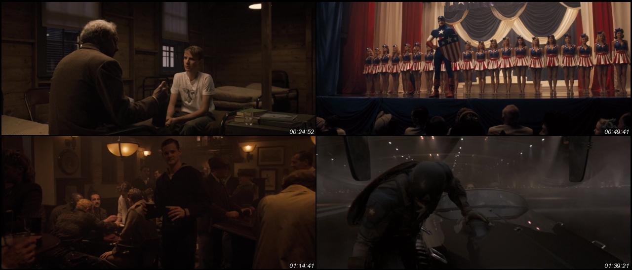 Captain America: The First Avenger 2011