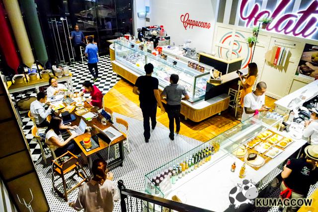 Cafe Italia Bgc Menu
