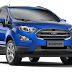 Ford Expands All-New EcoSport Line-up