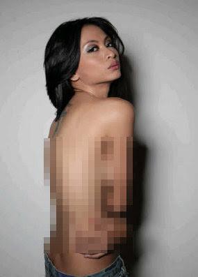 Foto Seksi dan HOT Shanli Girlband Spicy Indonesia