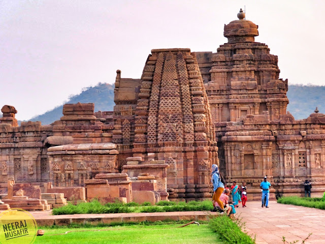 Pattadakal Group of Temples
