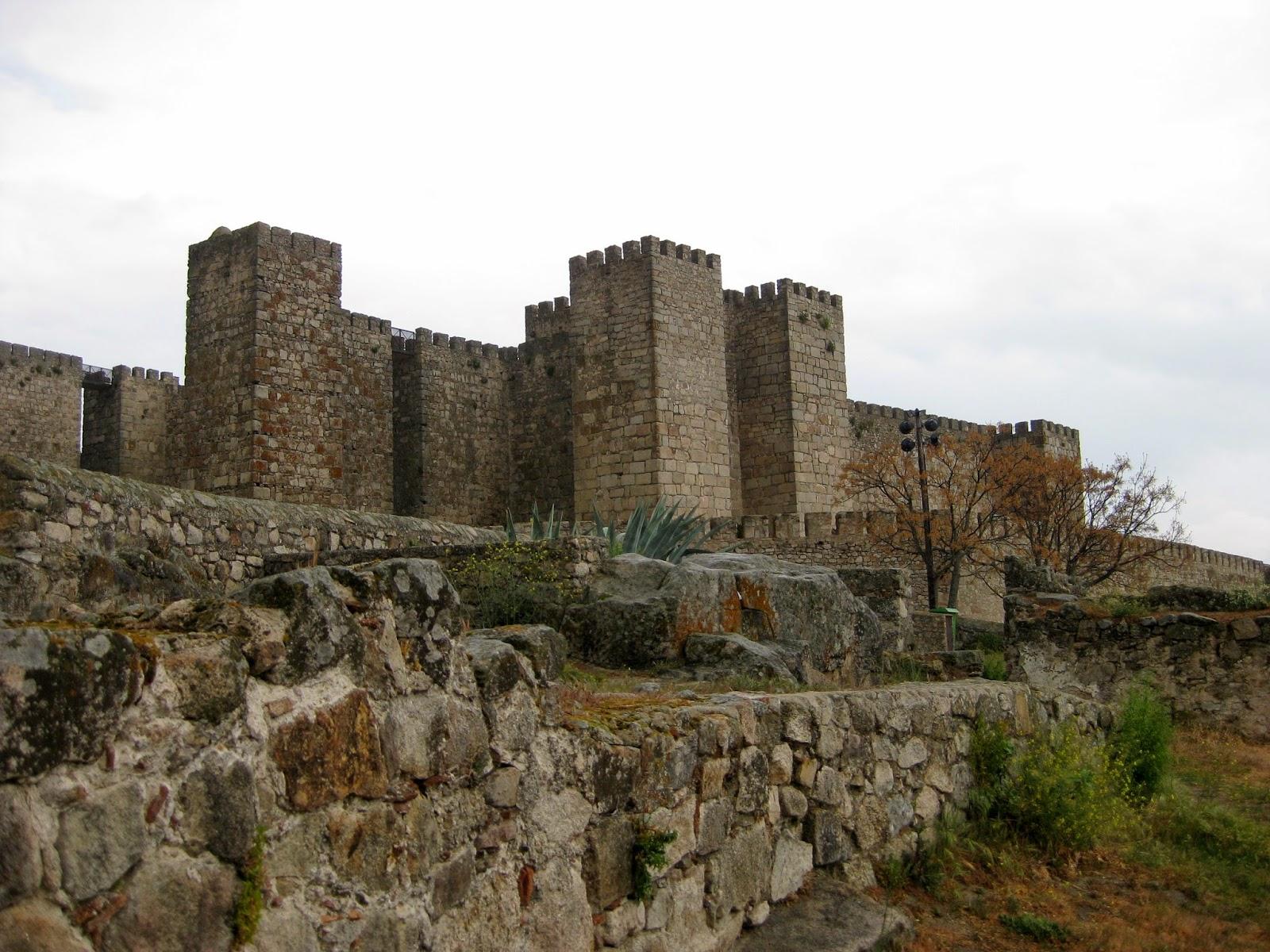 La Ruta de Isabel. Alcazaba de Trujillo