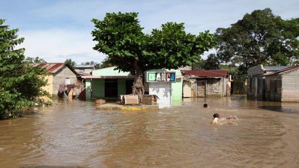 63 millones de dólares en daños en R. Dominicana por huracanes