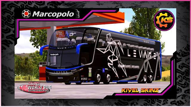 Viação Levare Transportes - KIVEL SKINZ