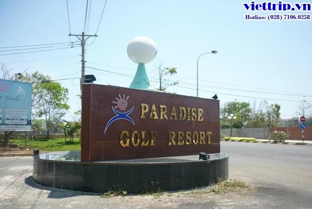 Paradise Vũng Tàu điểm nghỉ dưỡng cao cấp