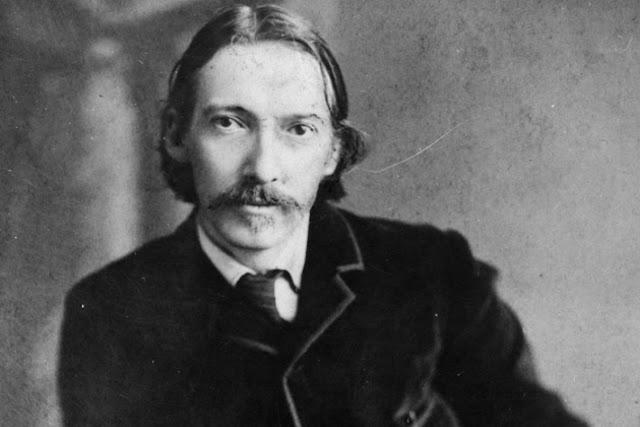 yazar Robert Louis Stevenson
