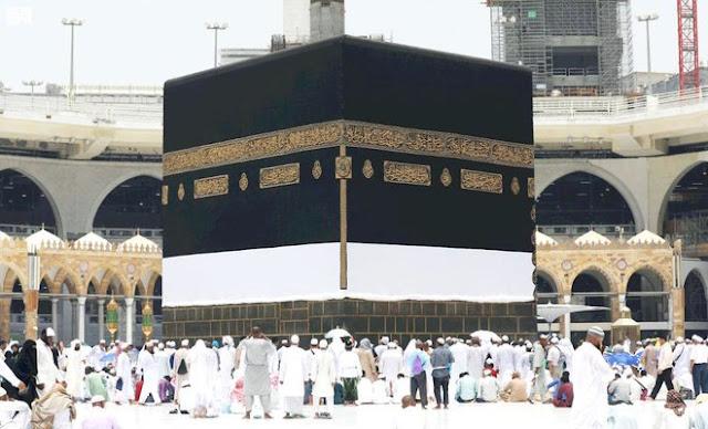 Alhamdulillah, Seribu Jamaah Haji Palestina Disambut sebagai Tamu Raja Saudi