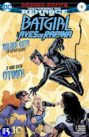 DC Renascimento: Batgirl e as Aves de Rapina #12