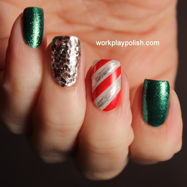 Christmas Skittles (work / play / polish)