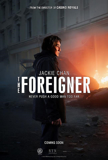 Sinopsis Film The Foreigner (2017)