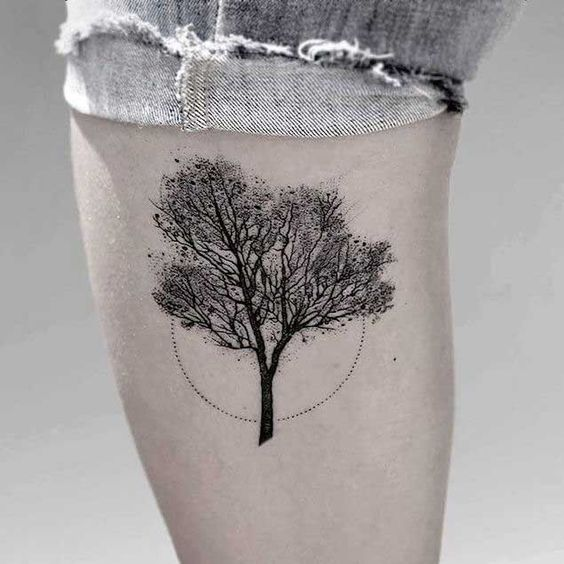20 Most Beautiful Nature Tattoos