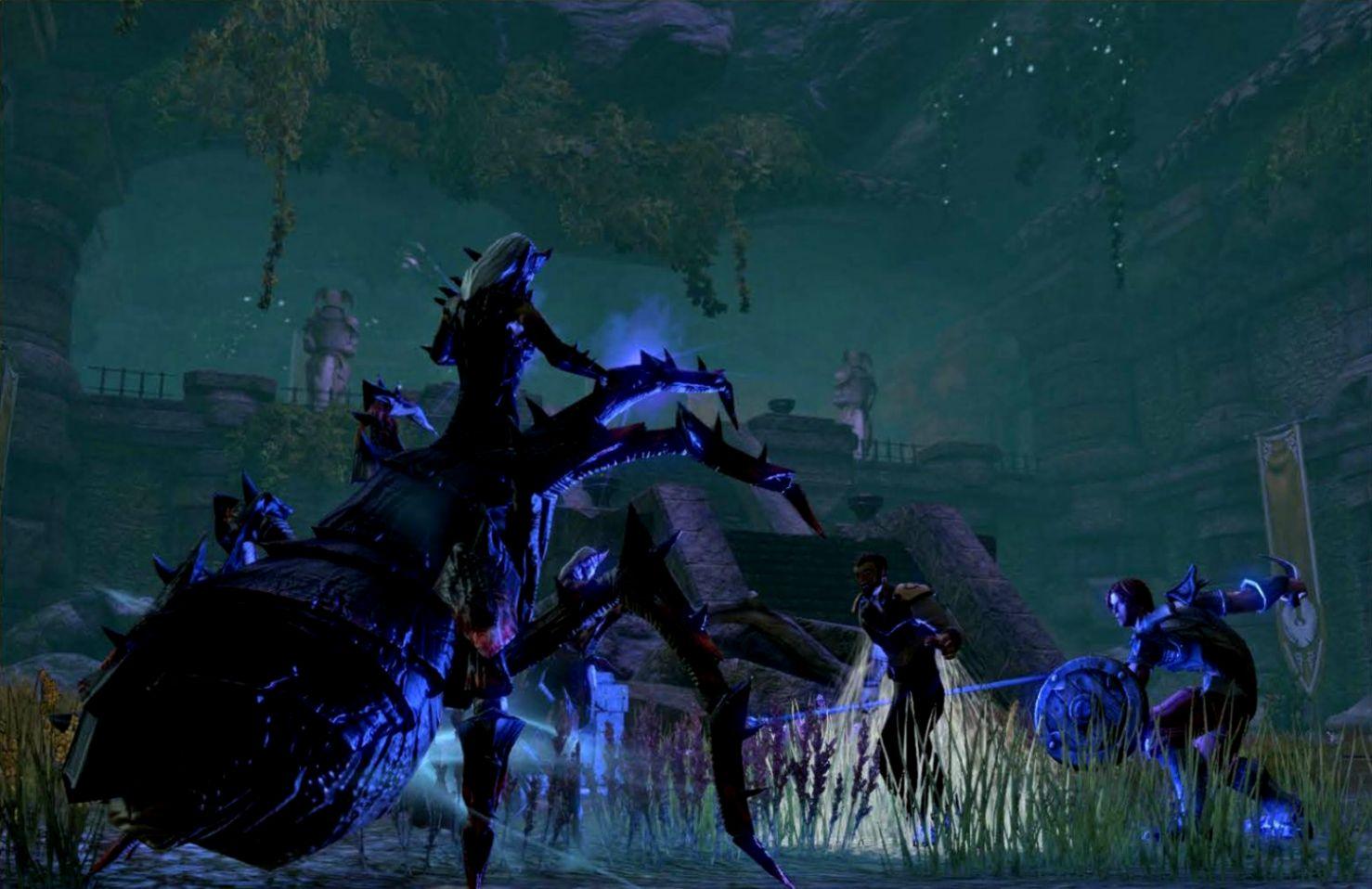The Elder Scrolls Online Black Marsh Screen Hd Wallpaper | Zedge
