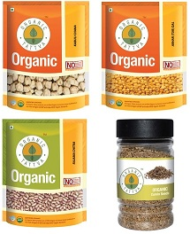 Organic Tatva Grocery Product: Rs.200 Extra Off on Min Cart Value of Rs.600 @ Pepperfry + 1% Extra off with PayuMoney