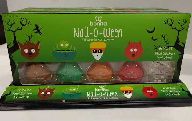 halloween nail polish set