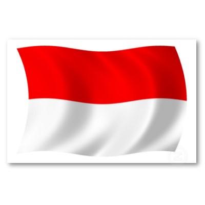 gambar bendera indonesia  Indonesiadalamtulisan