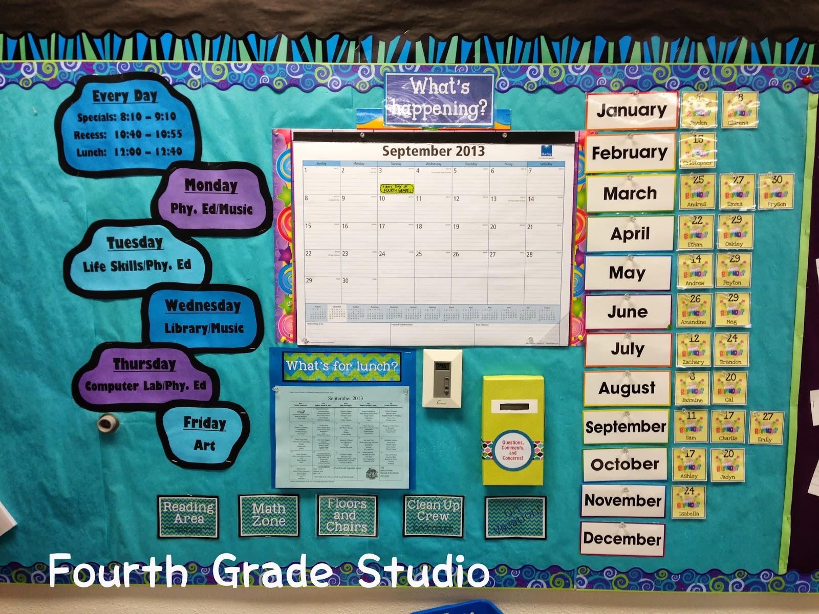 Classroom Progress Step Forward Two Steps Back