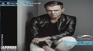 Armin Van Buuren - A State Of Trance 858 @ Radio DJ ONE