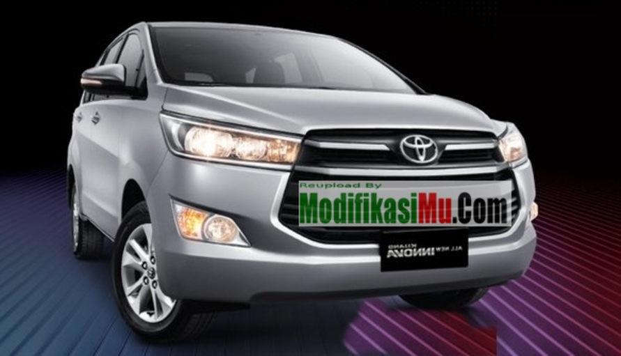 All New Kijang Innova Diesel - Daftar 6 Mobil MPV SUV Diesel Paling Irit Murah Mesin Bandel Terbaik Untuk Keluarga Indonesia