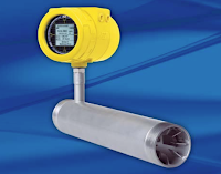 ST100L Flow Meter with Vortab Flow Conditioner